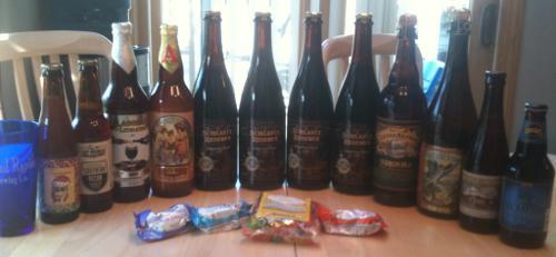 Beer Advocate Secret Bunny 2011