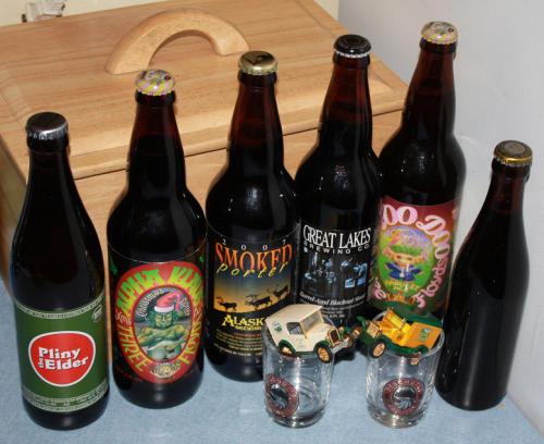 Ballast Pt-OTHERS!! West Coast Beer Tap Handles-Anchor-Speakeasy-21st Amendment