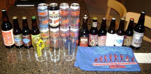 Beer Advocate Secret Santa 2011